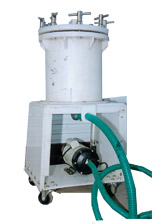 Filter machine suitable in Silver / Copper / Nickle / Tin /Zinc