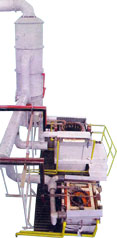 Chromic Fume Scrubber Systems