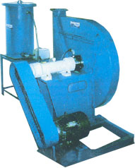 Centrifugal Blower With Mechanical Seal