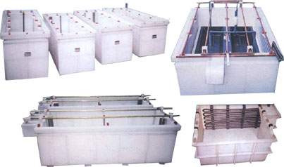 P.P. Tanks For Electroplating