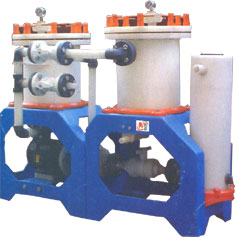 Plate & Cartridge Filter Unit