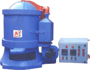 Hot Air Centrifugal Dryer With Control Panel