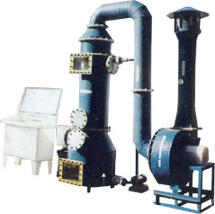 Nitric Fume Scrubber Systems